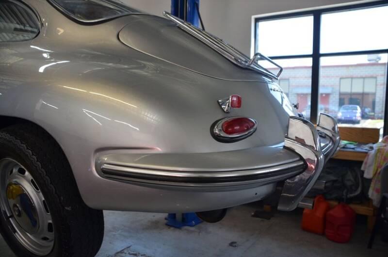 1964 Porsche 356 (image 56)