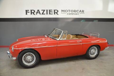 1967 MG MGB for sale at Frazier Motorcar Company in Lebanon TN