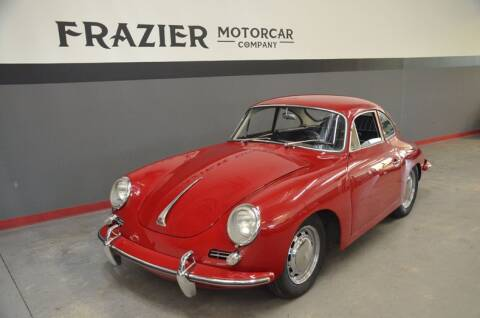 1964 Porsche 356 for sale at Frazier Motorcar Company in Lebanon TN