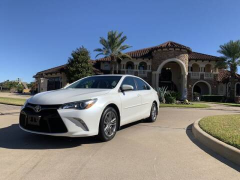 2015 Toyota Camry for sale in Houston, TX