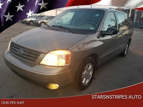 2004 Ford Freestar for sale in Saint Louis, MO