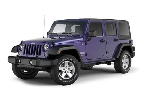 2017 Jeep Wrangler Unlimited Sport for sale at LAUREL VALLEY MOTORS in Latrobe PA