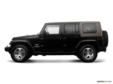 2009 Jeep Wrangler Unlimited X for sale at LAUREL VALLEY MOTORS in Latrobe PA
