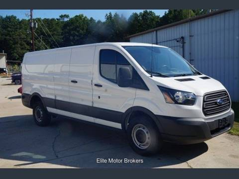 2017 Ford Transit Cargo for sale at Elite Motor Brokers in Austell GA