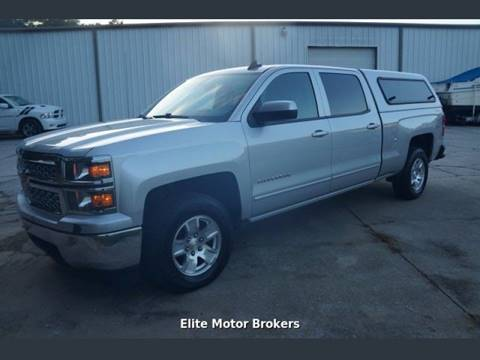 2015 Chevrolet Silverado 1500 for sale at Elite Motor Brokers in Austell GA