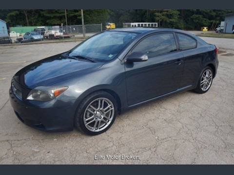 2006 Scion tC for sale at Elite Motor Brokers in Austell GA