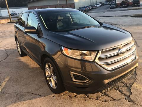 2015 Ford Edge for sale at Elite Motor Brokers in Austell GA