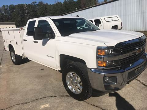2015 Chevrolet Silverado 3500HD for sale at Elite Motor Brokers in Austell GA
