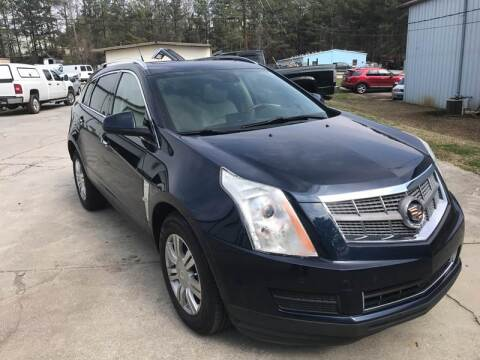 2010 Cadillac SRX for sale at Elite Motor Brokers in Austell GA