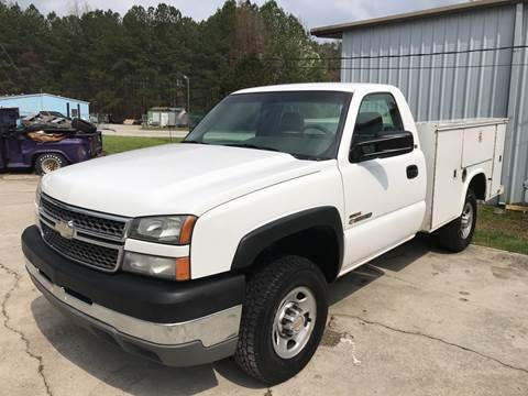 2005 Chevrolet Silverado 2500HD for sale at Elite Motor Brokers in Austell GA