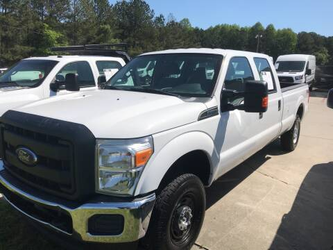 2016 Ford F-250 Super Duty for sale at Elite Motor Brokers in Austell GA