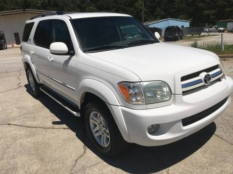 2005 Toyota Sequoia for sale at Elite Motor Brokers in Austell GA