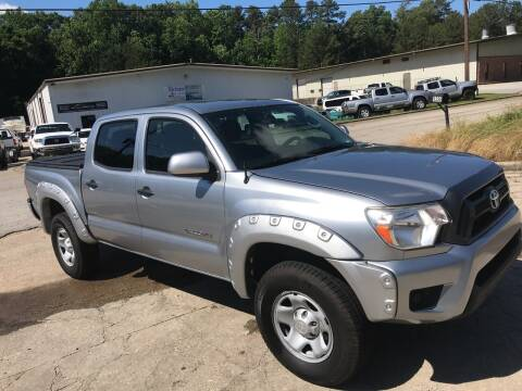 2014 Toyota Tacoma for sale at Elite Motor Brokers in Austell GA