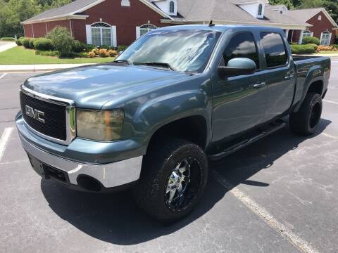 2007 GMC Sierra 1500 for sale at Elite Motor Brokers in Austell GA