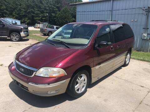 2001 Ford Windstar for sale at Elite Motor Brokers in Austell GA