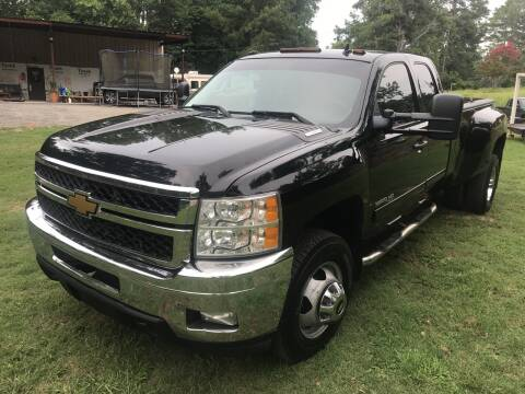 2013 Chevrolet Silverado 3500HD for sale at Elite Motor Brokers in Austell GA