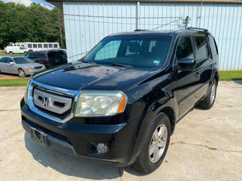 2011 Honda Pilot for sale at Elite Motor Brokers in Austell GA