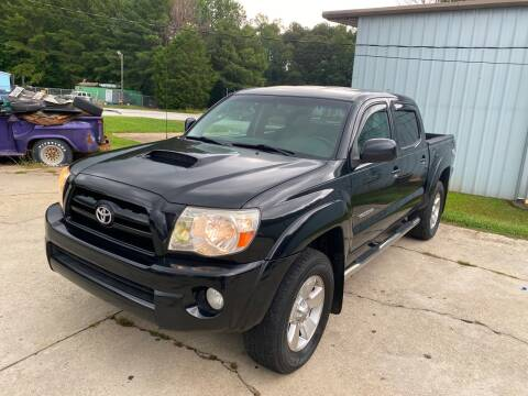 2008 Toyota Tacoma for sale at Elite Motor Brokers in Austell GA