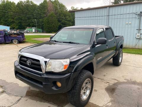 2005 Toyota Tacoma for sale at Elite Motor Brokers in Austell GA
