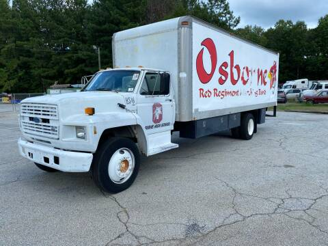 1988 Ford F-700 for sale at Elite Motor Brokers in Austell GA