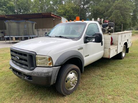 2005 Ford F-550 Super Duty for sale at Elite Motor Brokers in Austell GA
