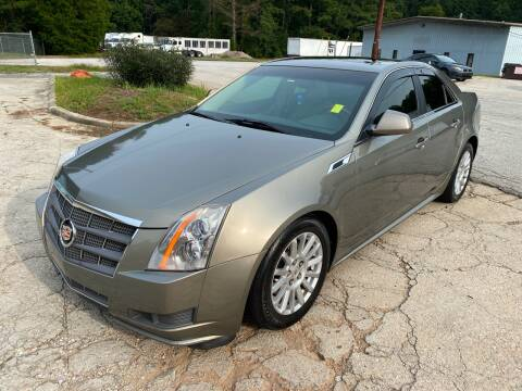 2011 Cadillac CTS for sale at Elite Motor Brokers in Austell GA