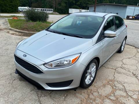 2015 Ford Focus for sale at Elite Motor Brokers in Austell GA