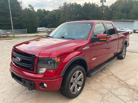 2014 Ford F-150 for sale at Elite Motor Brokers in Austell GA