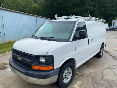 2014 Chevrolet Express Cargo for sale at Elite Motor Brokers in Austell GA