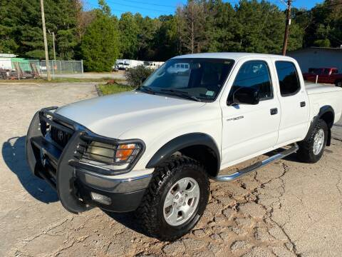 2003 Toyota Tacoma for sale at Elite Motor Brokers in Austell GA