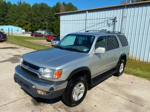 2001 Toyota 4Runner for sale at Elite Motor Brokers in Austell GA