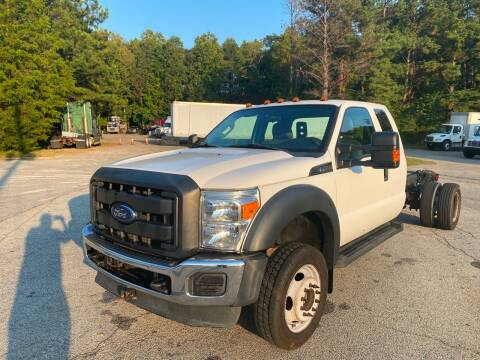 2015 Ford F-450 Super Duty for sale at Elite Motor Brokers in Austell GA