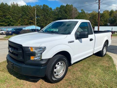 2015 Ford F-150 for sale at Elite Motor Brokers in Austell GA