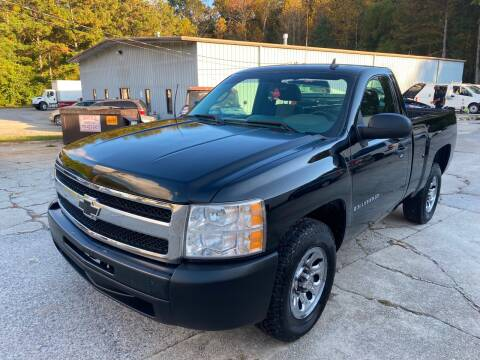 2009 Chevrolet Silverado 1500 for sale at Elite Motor Brokers in Austell GA
