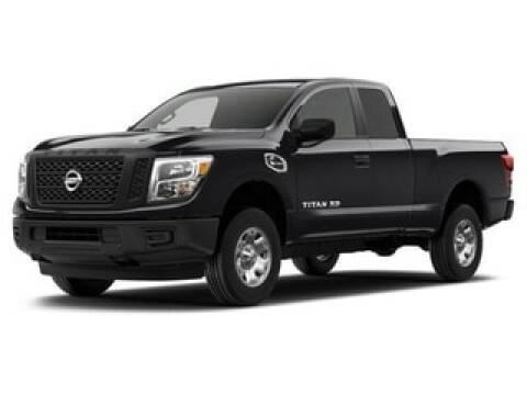 2017 Nissan Titan XD for sale at WEHR FORD in Mountain Grove MO