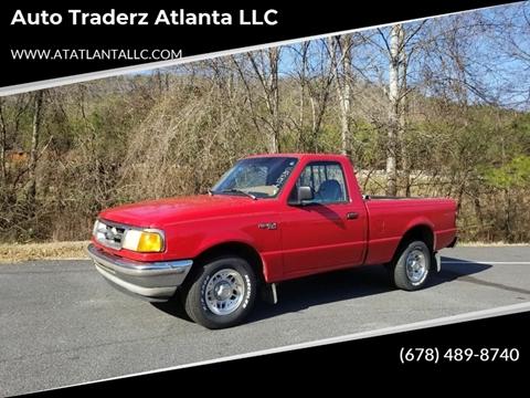 Ford Dealerships In Ga >> Auto Traderz Atlanta Llc Car Dealer In Fayetteville Ga