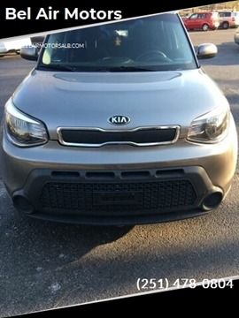 2015 Kia Soul for sale at Bel Air Motors in Mobile AL