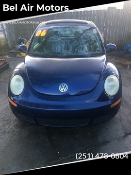 2006 Volkswagen New Beetle 2.5 for sale at Bel Air Motors in Mobile AL