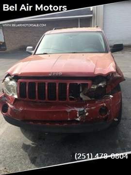 2006 Jeep Grand Cherokee Laredo for sale at Bel Air Motors in Mobile AL