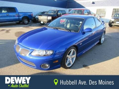 2004 Pontiac GTO for sale in Des Moines, IA