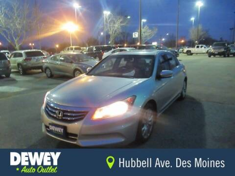 2011 Honda Accord for sale in Des Moines, IA