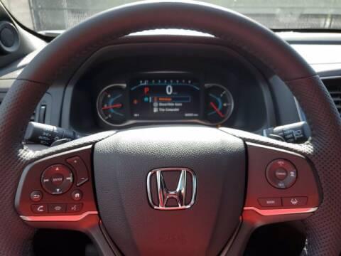 2020 Honda Passport