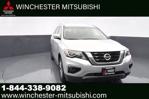 2019 Nissan Pathfinder for sale at Winchester Mitsubishi in Winchester VA