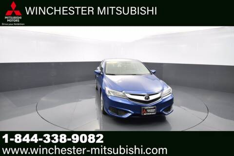 2017 Acura ILX for sale at Winchester Mitsubishi in Winchester VA