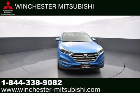 2017 Hyundai Tucson for sale at Winchester Mitsubishi in Winchester VA