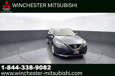 2017 Nissan Sentra for sale at Winchester Mitsubishi in Winchester VA