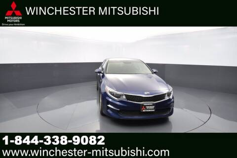2017 Kia Optima for sale at Winchester Mitsubishi in Winchester VA