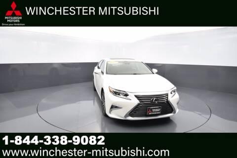 2017 Lexus ES 350 for sale at Winchester Mitsubishi in Winchester VA