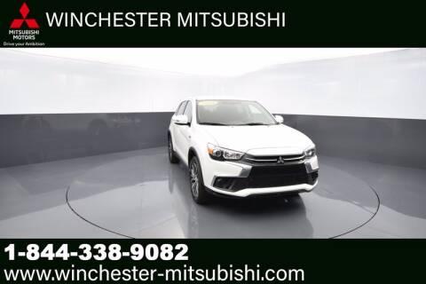 2019 Mitsubishi Outlander Sport for sale at Winchester Mitsubishi in Winchester VA