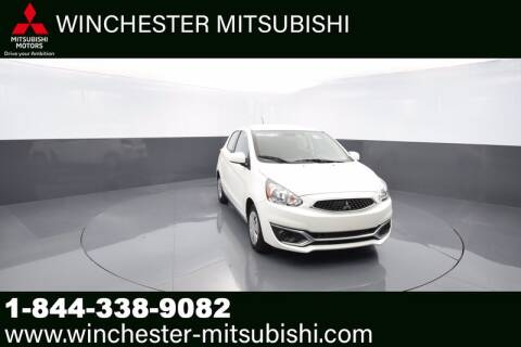 2019 Mitsubishi Mirage for sale at Winchester Mitsubishi in Winchester VA